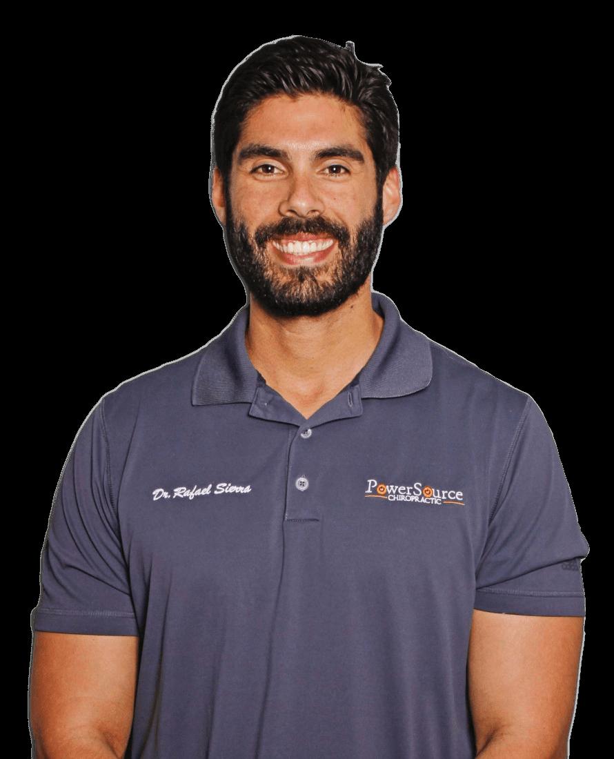 Chiropractor Fort Lauderdale FL Rafael Sierra